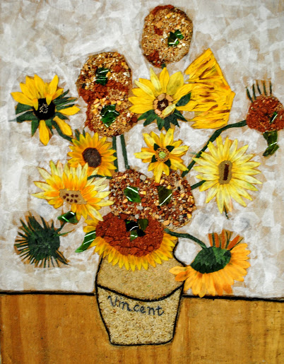 After Vincent, Sunflowers