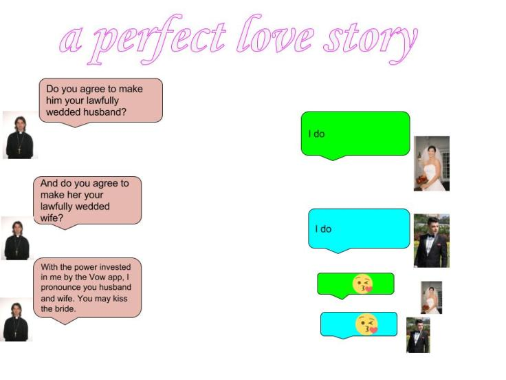 a perfect love story